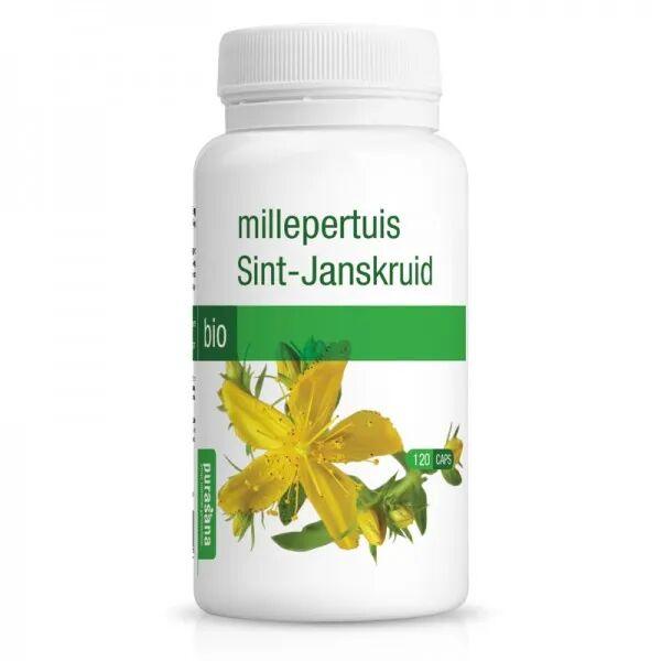 Purasana Millepertuis Bio - Joie de Vivre 120 gélules - Purasana