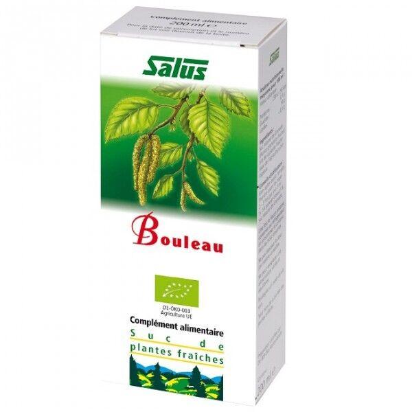Salus Bouleau Bio - jus de plante fraîche 200 ml – Salus
