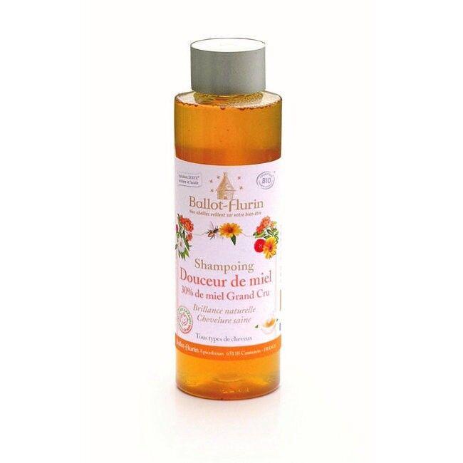 Ballot-Flurin Shampoing Douceur de miel - 30% de miel Grand Cru 250 ml - Ballot-Flurin