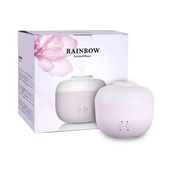 Pranarôm Diffuseur ultrasonique d'huiles essentielles - Rainbow Rose Poudré - Pranarôm