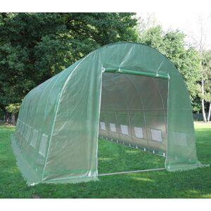 Green Protect Serre maraichère 4x10m film 200gr/m² hauteur 2,3m Green Protect - Publicité
