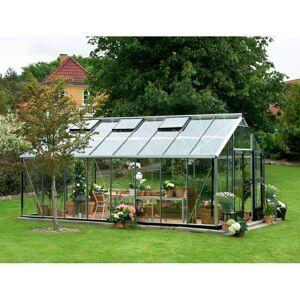 Juliana Serre de jardin 18,8m² en verre trempé Gardener - Juliana - Publicité
