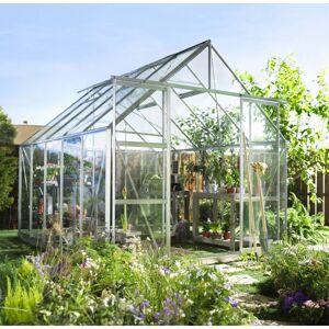 Halls Serre de jardin 8,3m² en verre trempé Magnum - Halls - Publicité