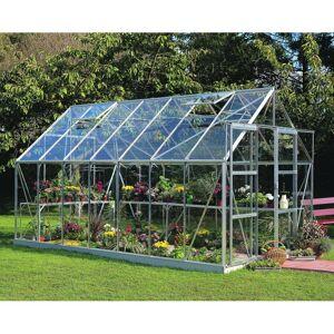 Halls Serre de jardin 11,5m² en verre trempé Magnum - Halls - Publicité