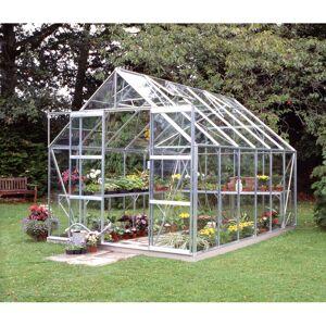 Halls Serre de jardin 9,9m² en verre horticole Magnum - Halls - Publicité