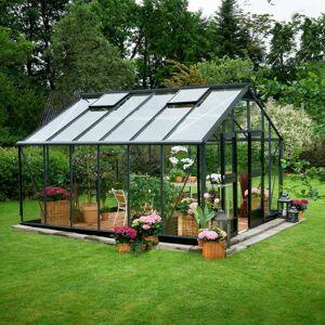 Juliana Serre anthracite 16,2m² en verre trempé Gardener - Juliana - Publicité