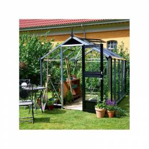Juliana Serre de jardin 5m² en verre trempé Compact Nye - Juliana - Publicité