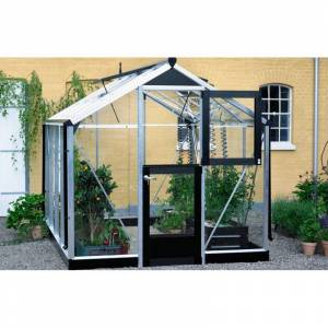 Juliana Serre de jardin 8,2m² en verre trempé Compact Nye - Juliana - Publicité