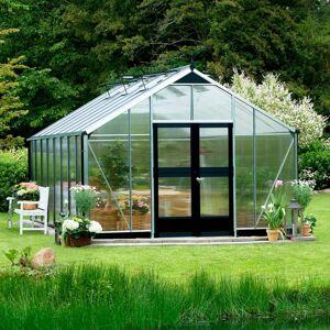 Juliana Serre de jardin 16,2m² en polycarbonate 10mm Gardener - Juliana - Publicité