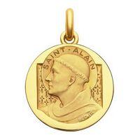 Becker Médaille Becker Saint Alain <br /><b>375.00 EUR</b> Médaille de Baptême