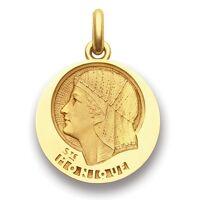 Becker Médaille Becker Sainte Monique <br /><b>375 EUR</b> Médaille de Baptême