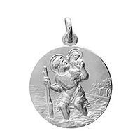 Orféva Médaille Saint-Christophe <br /><b>309 EUR</b> Médaille de Baptême