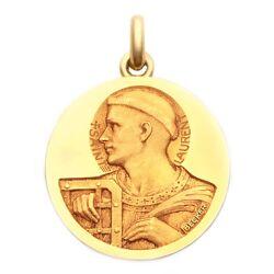 Becker Médaille Becker Saint Laurent