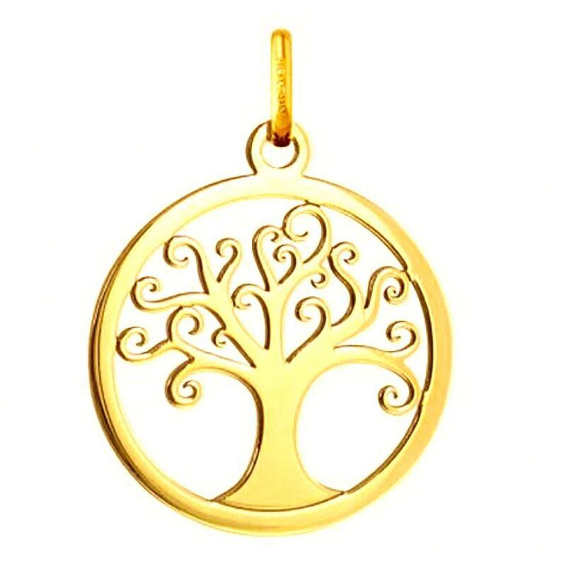 Orféva Médaille Arbre de Vie ajourée