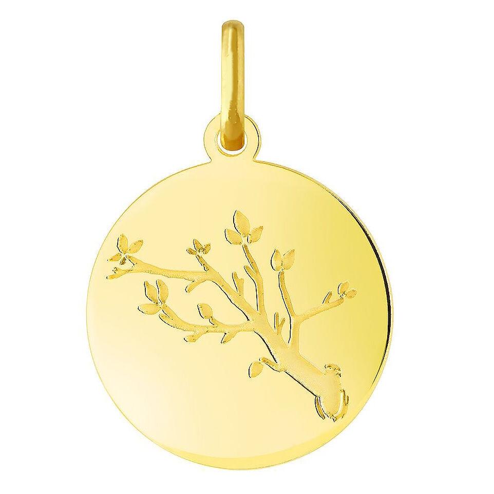 Orféva Médaille rameau d'olivier