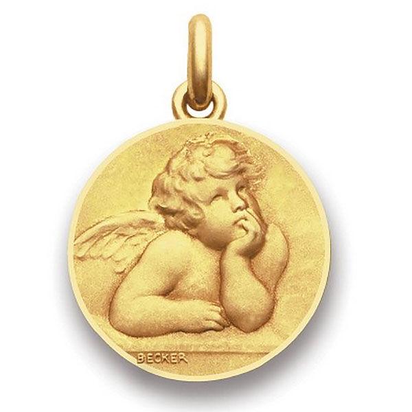 Becker Médaille Becker Ange Raphael