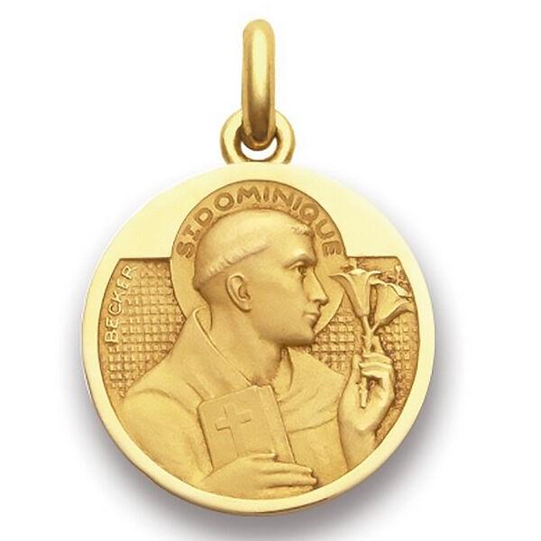 Becker Médaille Becker Saint Dominique