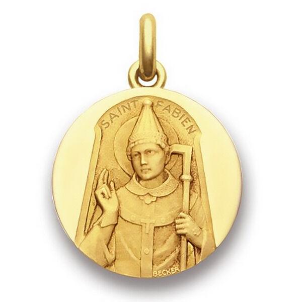 Becker Médaille Becker Saint Fabien