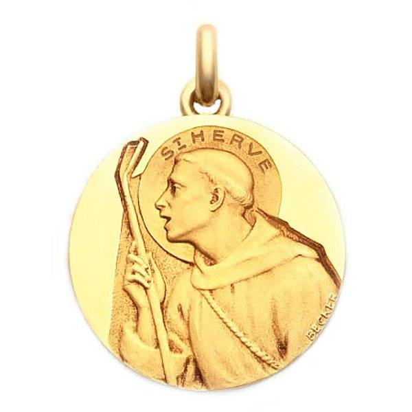 Becker Médaille Becker Saint Hervé