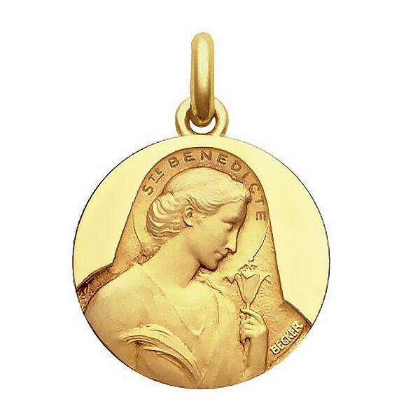 Becker Médaille Becker Sainte Bénédicte