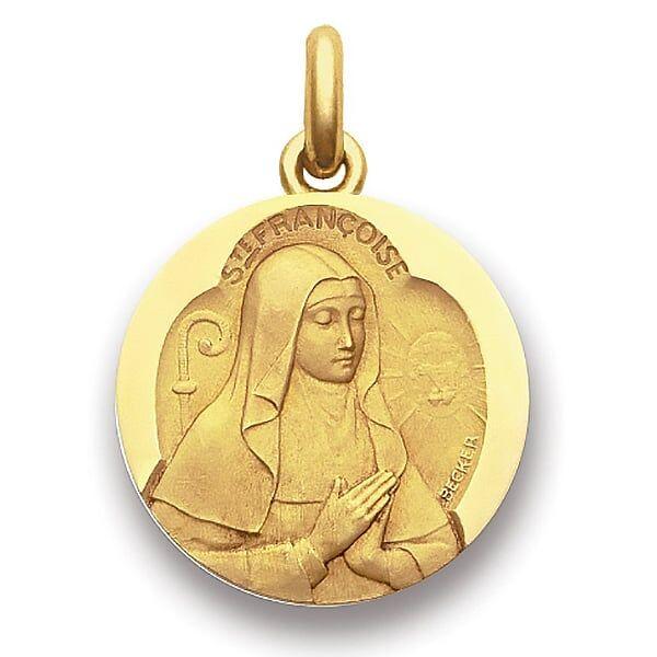 Becker Médaille Becker Sainte Françoise