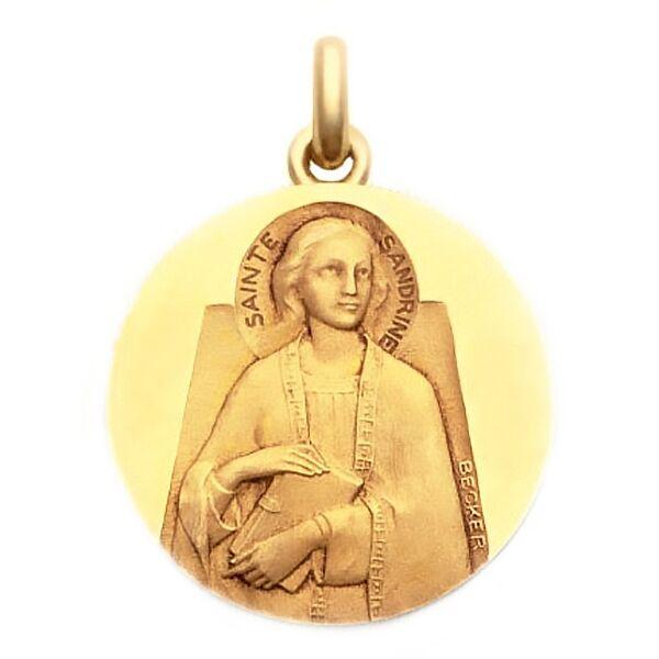 Becker Médaille Becker Sainte Sandrine