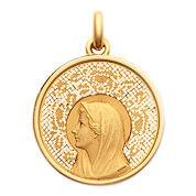 Becker Médaille Becker Vierge au Voile