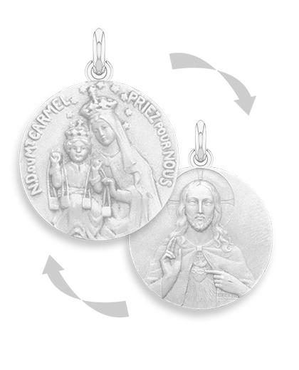 Becker Médaille Becker Scapulaire