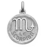 Becker Médaille Becker stylisée Zodiaque Scorpion