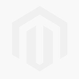 madeinmeubles Table basse industrielle ronde 2 plateaux verre et bois