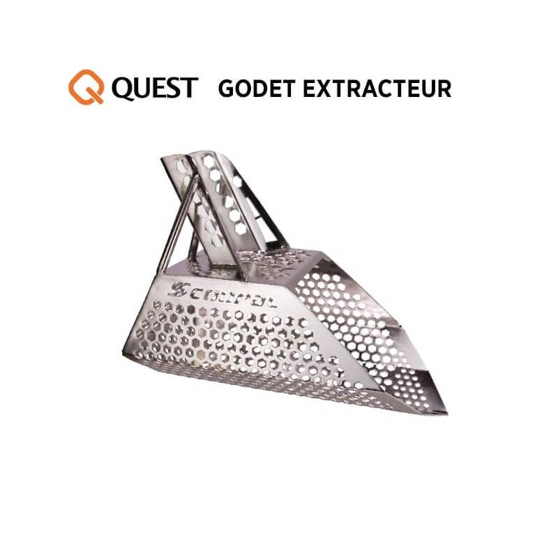 Garmin Godet Extracteur QUEST - Scoopal
