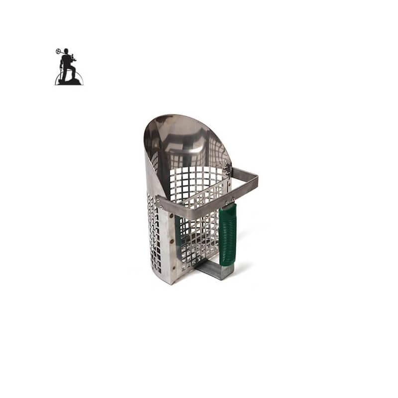 maison de la detection Extracteur Métallique - Acier Inox