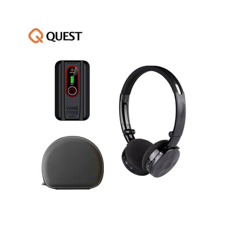 Garmin Casque sans fil QUEST - LITE