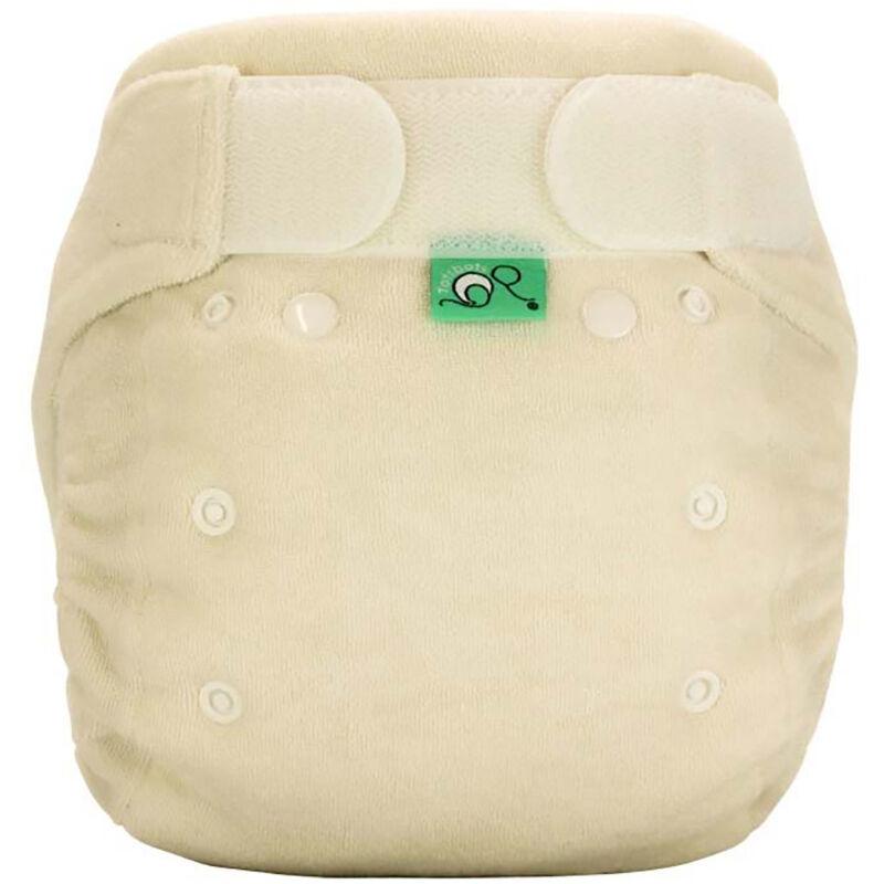 TOTS BOTS Couche lavable CLASSIQUE - BAMBOOZLE - Taille 2 (4-16kg) - Natural - TOTS BOTS