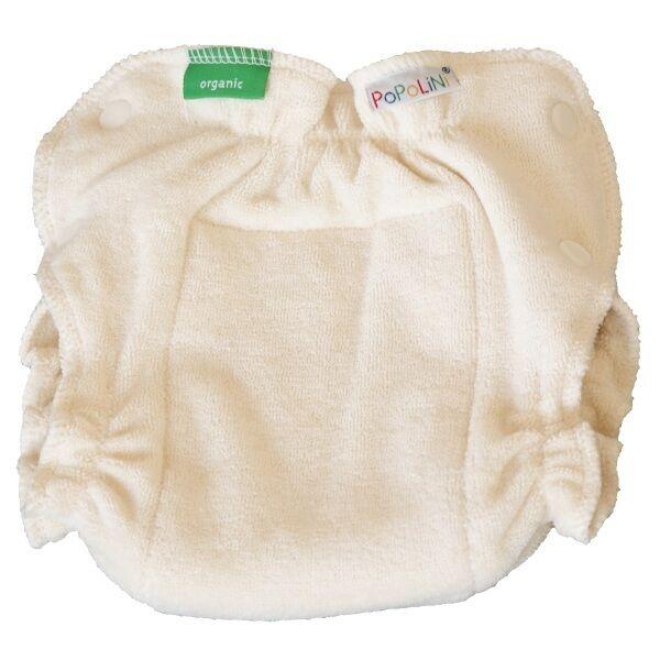 POPOLINI Couche lavable Two Size Coton Bio - POPOLINI