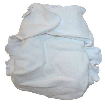 LULU NATURE Couche lavable DODO BAMBOU Taille Unique (12-20kg) - LULU NATURE