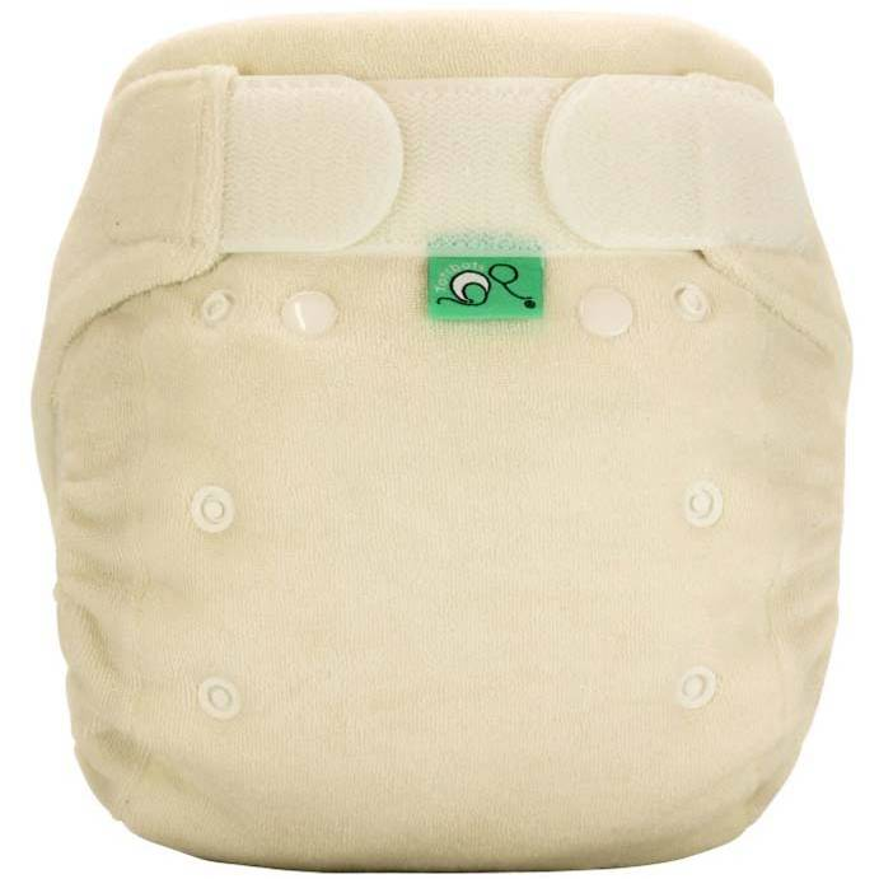 TOTS BOTS Couche lavable CLASSIQUE - BAMBOOZLE - Taille 1 (2.5-8kg) - Natural - TOTS BOTS