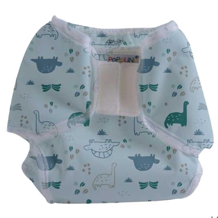 POPOLINI Culotte de protection POPOWRAP Taille S (3-6kg) - POPOLINI