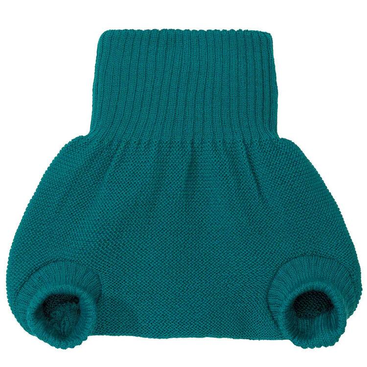 DISANA Culotte de protection pacific en laine Mérinos 6-12 mois - DISANA