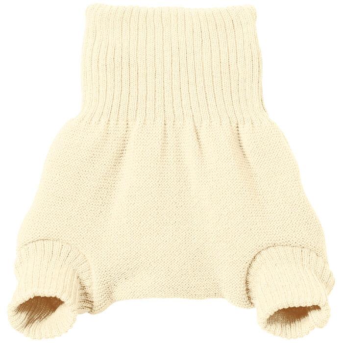 DISANA Culotte de protection naturelle en laine Mérinos 0-3 mois - DISANA