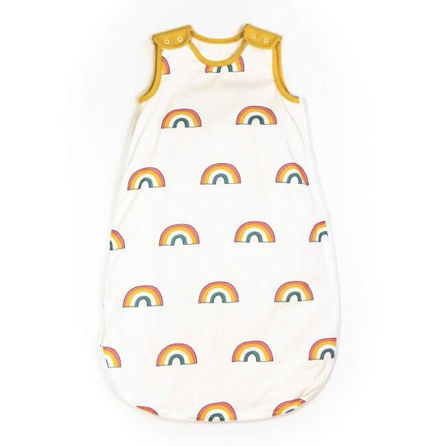 MAMA DESIGNS Gigoteuse 4 saisons Rainbow Moutarde 0-6 mois - MAMA DESIGNS