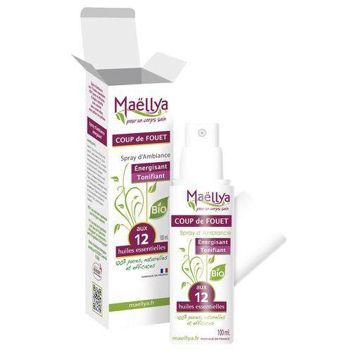 Maellya Spray Aux Huiles Essentielles Bio - Énergisant