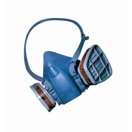 3M Demi-masque Respiratoire Réutilisable Série 7502 Facom