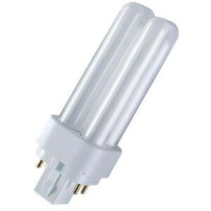 Osram Ampoule Fluocompacte - Dulux D/e G24q - Osram