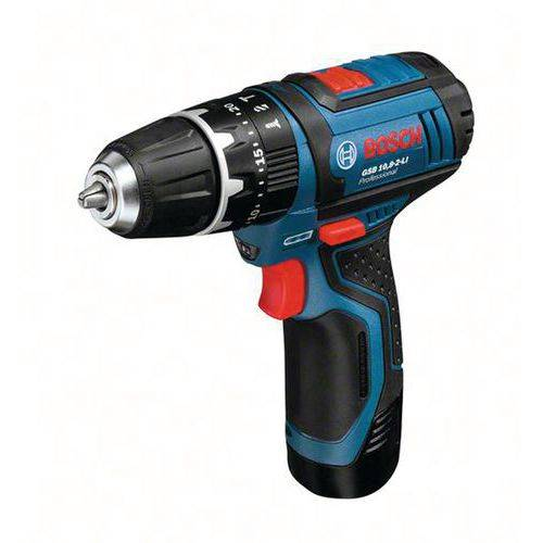 Bosch Perceuse-visseuse À Percussion Sans Fil Gsb 12v-15 - Bosch