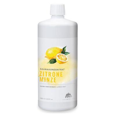 PINO SILVAPIN Concentré pour infusion sauna & hamman Menthe & Citron PINO