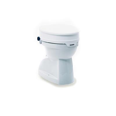 AQUATEC Rehausseur WC AT90 avec abattant