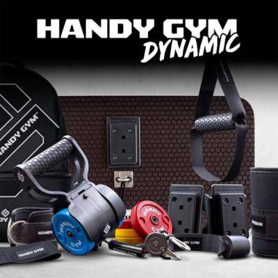 CRESS Sport HANDY GYM DYNAMIC - Poulie iso-inertielle portable