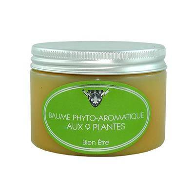 LABORATOIRE JRS Baume phyto-aromatique aux 9 plantes 150 ml