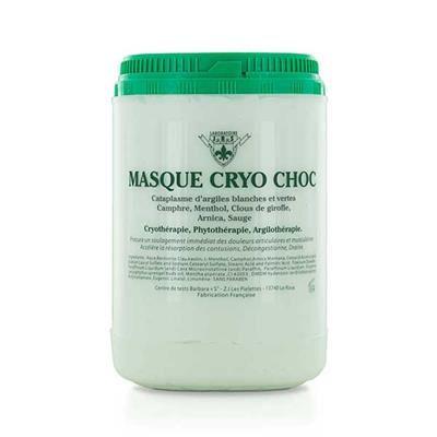 LABORATOIRE JRS Masque Argile Cryo Choc